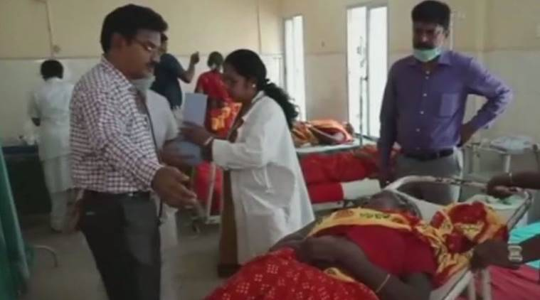 Karnataka: 5 dead, 72 hospitalised after consuming prasad in Chamarajanagar