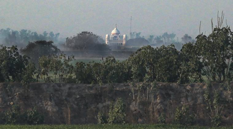 kartarpur corridor, punjab farmers, ICP, land acquisition, punjab news, indian express