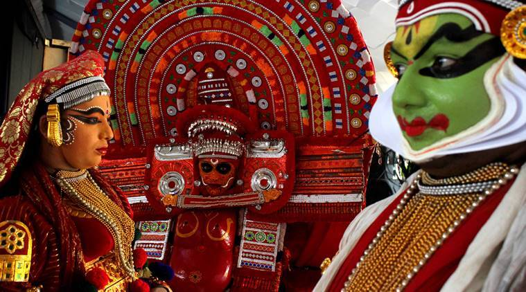 'Kathakali is a powerful genre... and we decided to take most complicated play of Shakespeare'