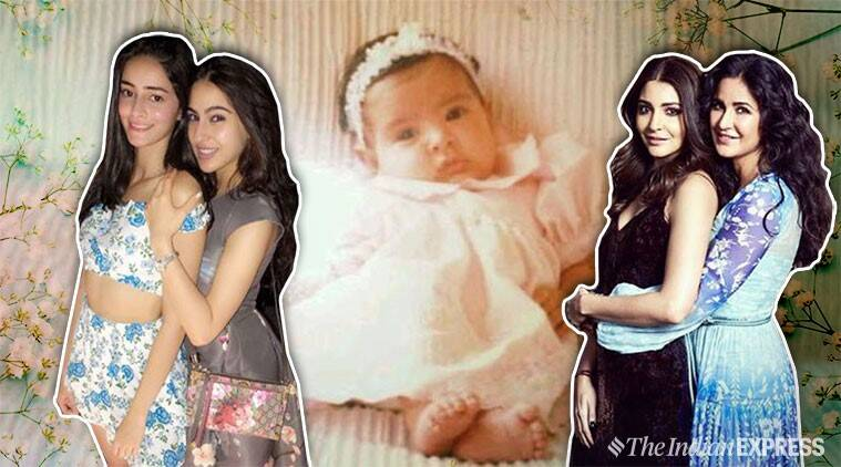 Katrina Kaif, Navya Naveli and Sara Ali Khan social media photos