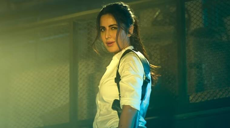 katrina kaif in zero song heer badnaam
