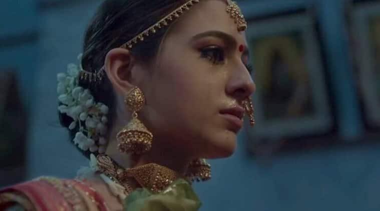 sara ali khan kedarnath
