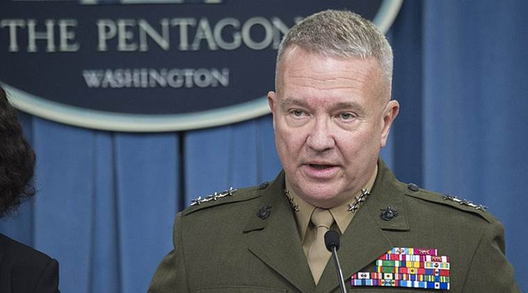 Taliban being used as hedge against India: US commander