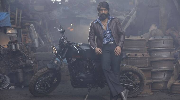 KGF box office collection Day 2