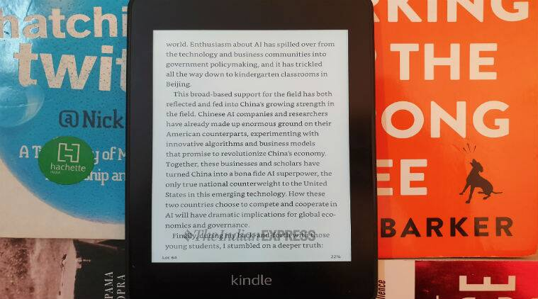 Kindle Vs Sony Reader: Amazon Kindle Paperwhite (2018) Review: A Book Lover's