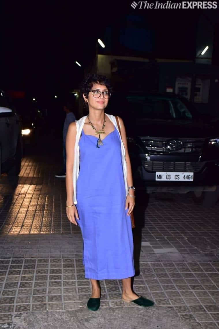 Kiran Rao at kedarnath screening