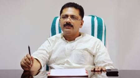 Stormy proceedings in Kerala Assembly over nepotism charges against LDF minister