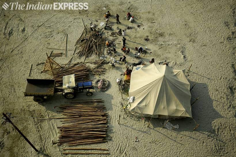 Preparations in full swing for Ardh Kumbh Mela 2019