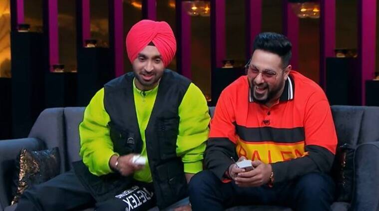 badshah and diljit dosanjh