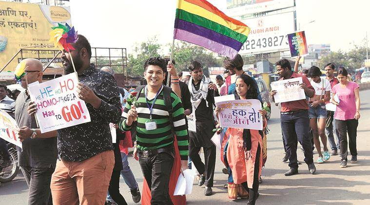 Without fear, without masks: First LGBTI pride walk in Pimpri-Chinchwad