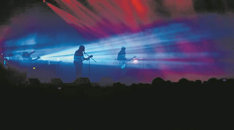 rock band performance, NH7 weekender, music show, Mumbai-based band, mumbai-based post-rock band, pune news, indian express