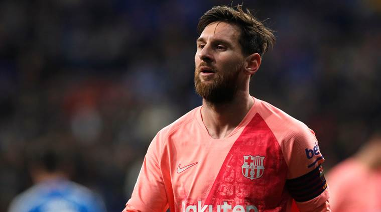We are still recovering from what happened in Liverpool, says Lionel Messi