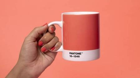 pantone, pantone colour of the year 2019, colour of the year pantone living coral living coral colour, living coral colour trend, indian express, indian express news