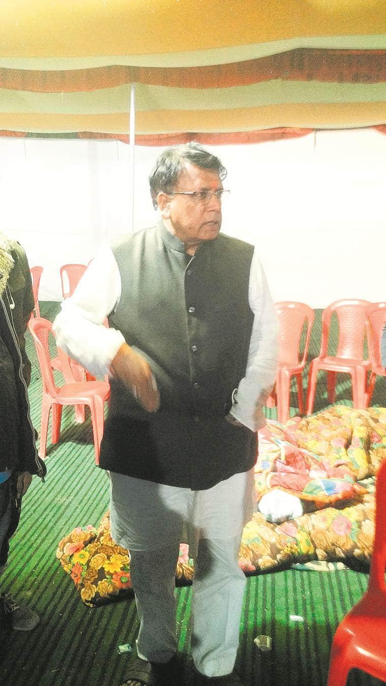P C Sharma, Bhopal, Congress