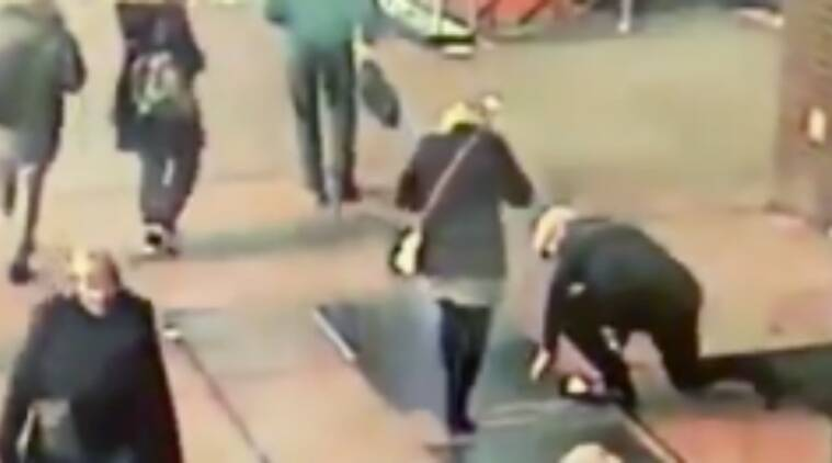 nypd helps man find ring he dropped during proposal, NYPD, cops help find engement ring, Man attempting to propose drops engagement ring, cops find dropped ring, ring,
