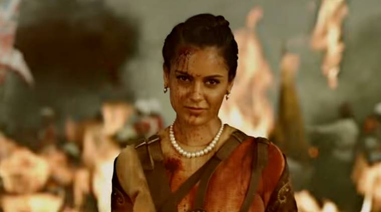 Manikarnika Trailer Has Left Netizens With Mixed Feelings Trending