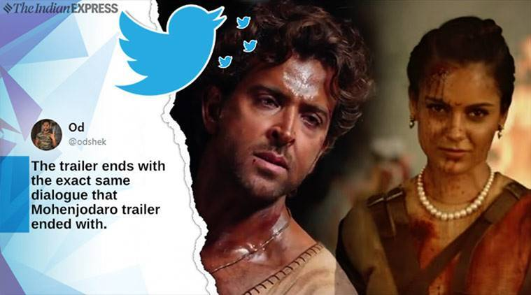 Did Kangana Ranauts Manikarnika Copy A Dialogue From Hrithik