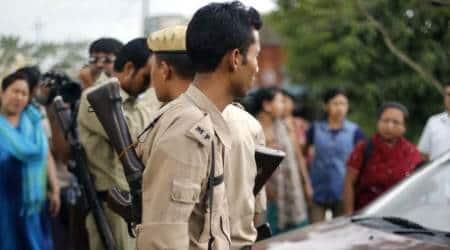 manipur police, nscn-im cadre escapes police custody, nscn-im cadre manipur, manipur news