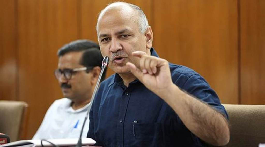 Manish Sisodia, education minister manish sisodia, deputy cm, dda land, dda land for school, education news, indian express