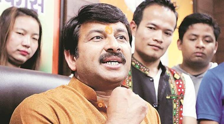 Signature Bridge scuffle: Police question Delhi BJP chief Manoj Tiwari