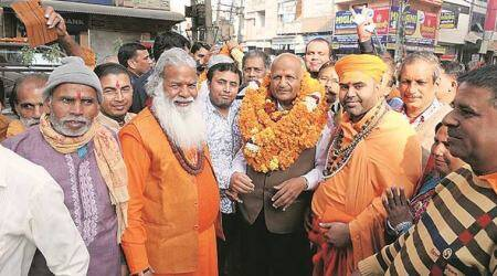 Haryana: Tough battle in CM, ex-CMs' hometowns