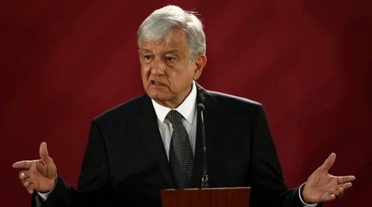Mexican President hails end to aloof politics, launches daily address