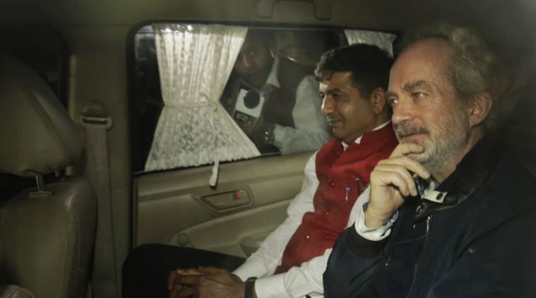 AgustaWestland deal 'middleman' Christian Michel extradited to India, lands in Delhi