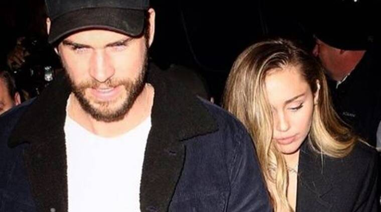 JUST MARRIED: Miley Cyrus, Liam Hemsworth reportedly hitched