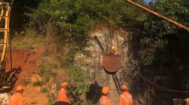 meghalaya miners, meghalaya miners update, coal minors meghalaya, meghalaya coal mines, india news, meghalaya news, northeast news, indian express