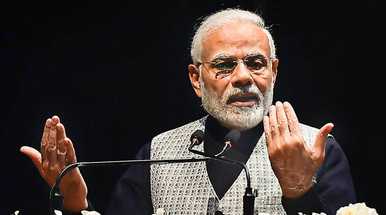 In Himachal, PM Modi accuses Congress of misleading farmers on loan waiver