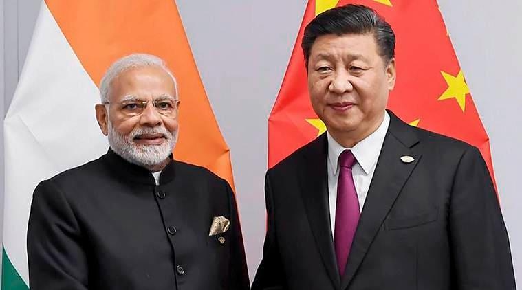 Modi, Xi Jinping, SCO summit, Modi Jinping, Modi Xi Jinping SCO, SCO summit Modi, SCO summit Modi, Indian Express, latest news