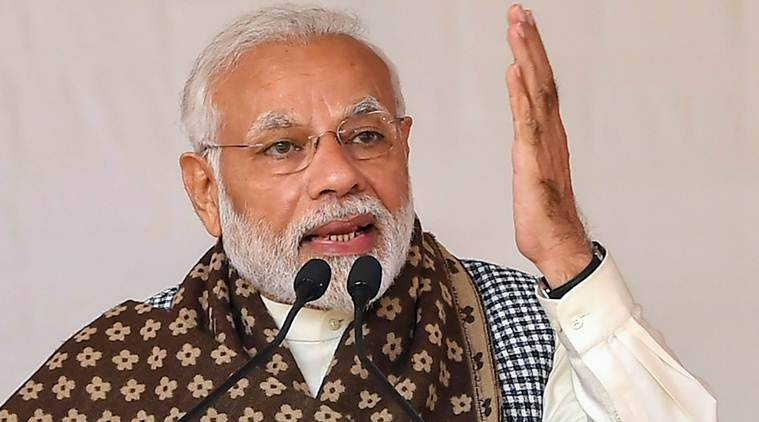 Prime Minister Narendra Modi, modi upper caste quota, upper caste quota govt, General quota, 10% quota, PM Modi, BJP, Lok Sabha election, General Elections, 2019 elections, Congress, OBC, Indian Express