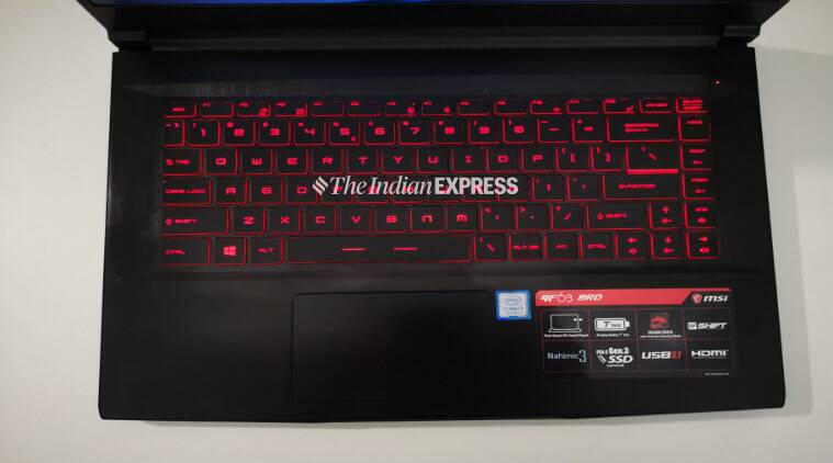 MSI GF63 8RD gaming laptop, MSI GF63 8RD gaming laptop review, MSI GF63 8RD price in India, MSI GF63 8RD features, MSI GF63 8RD specifications, MSI GF63 8RD gaming laptop comparison, MSI gaming laptops, best gaming laptops in India