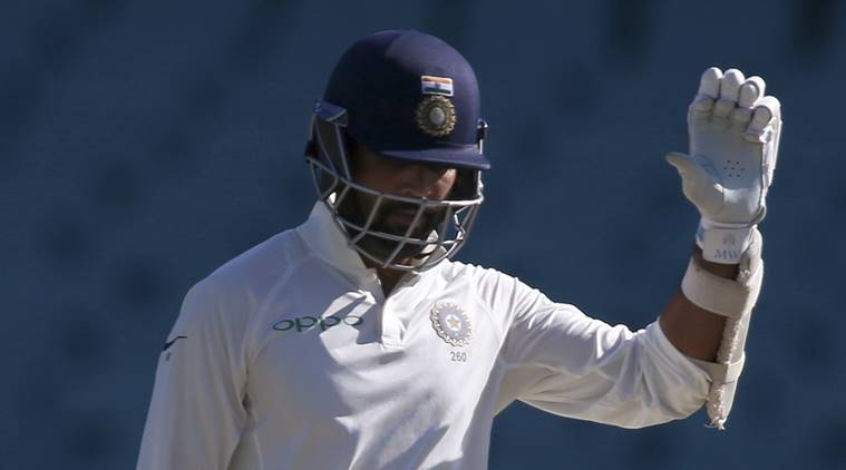 Ranji Trophy: Murali Vijay fined 10% match fee for showing dissent