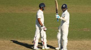 India vs Australia: Murali Vijay closes opener debate with hundred in practice match