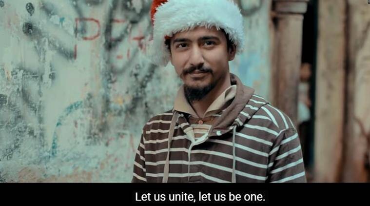 This Pakistani Christmas Song Highlighting Muslim Christian Harmony