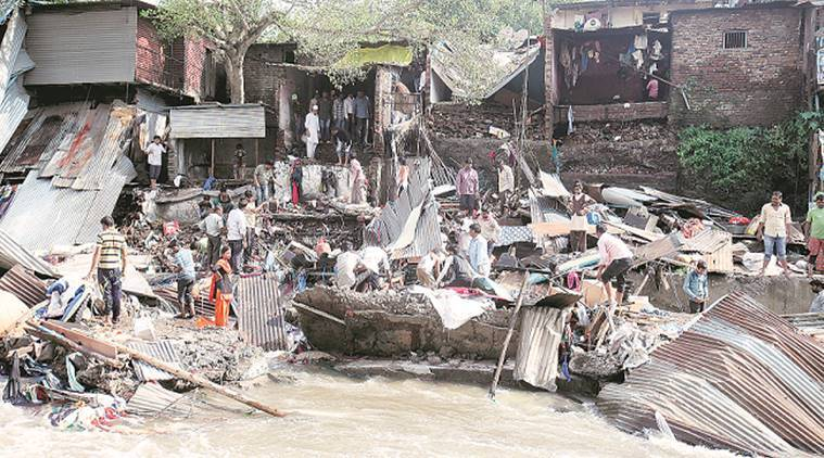 Two months on, awaiting relief: Families hit by Mutha Canal breach