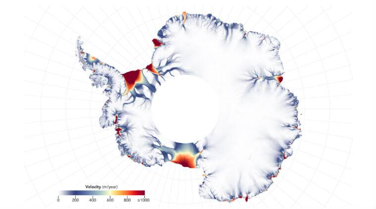 NASA says more glaciers in Antarctica are losing ice