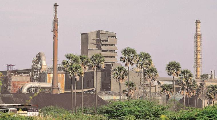 In May, the state government had decided to shut down the plant, which accounts for a 40 per cent share in India's annual copper production of 10 lakh tonnes, over alleged pollution.