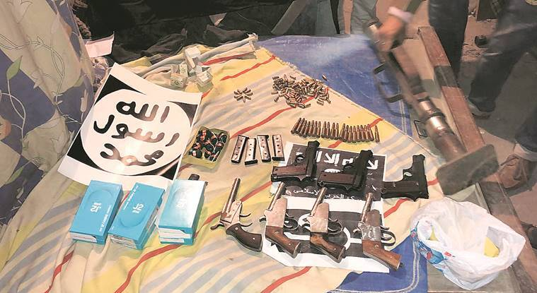 Delhi court sends suspects to 12-day NIA custody