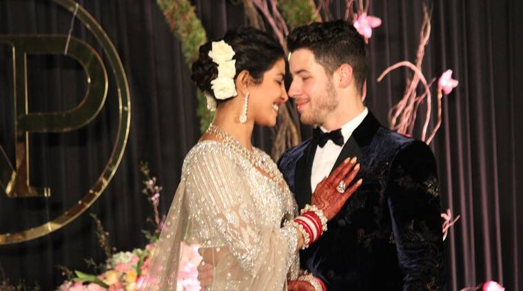 Priyanka Chopra And Nick Jonas New Delhi Wedding Reception