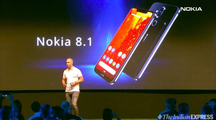 Nokia 8.1, Nokia 8.1 6GB RAM variant, Nokia 8.1 sale in India, Nokia 8.1 India price, Nokia 8.1 specifications, Nokia 8.1 storage variants, Nokia 8.1 Amazon, Nokia 8.1 top specs, Nokia 8.1 availability, Nokia 8.1 features, Nokia, HMD Global