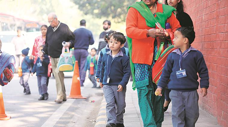The great nursery race begins today, schools put out admission criteria