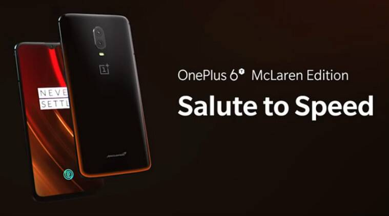 OnePlus launches 6T McLaren Edition with 10GB of RAM and Warp Charge