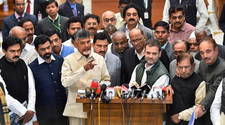 Fear spreading, assault on institutions continues: Opposition's chorus