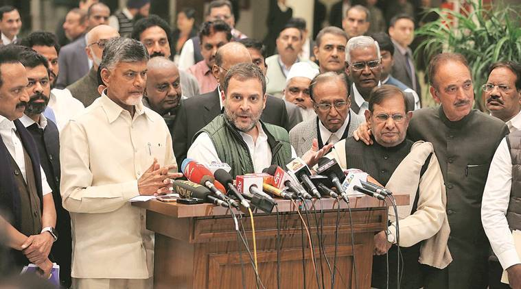 Parliament winter session, winter session, Narendra Modi, rahul gandhi, Opposition party meet, Sitaram Yechury, Mamata Banerjee, Arvind Kejriwal, indian exprerss