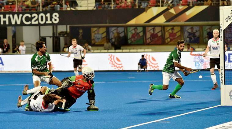 Seperated by hockey, brothers meet as World Cup rivals