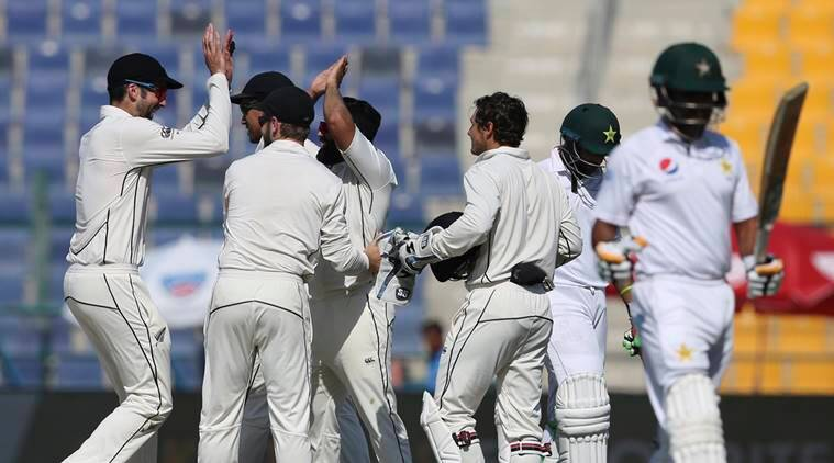 Pakistan Vs New Zealand 3rd Test Day 5 Highlights New Zealand Win By 123 Runs Win Series 2 1 Sports News The Indian Express