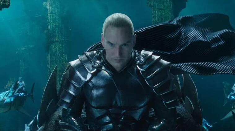 Aquaman Actor Patrick Wilson On King Orm There Is A Method To His