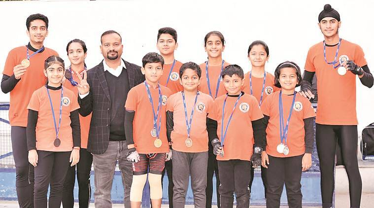 Chandigarh: Rolling Tigers skaters win 21 medals in CBSE nationals